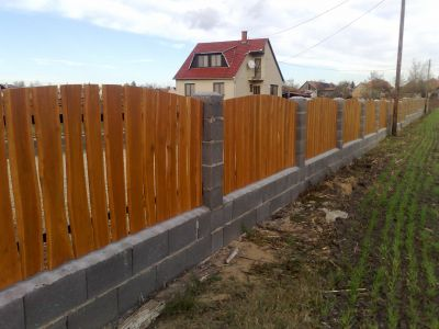 széldeszka kerítés 2